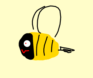 Deadly bee