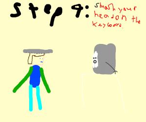 step 3: play minecraft