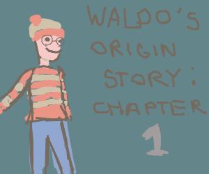 Waldo's origin story