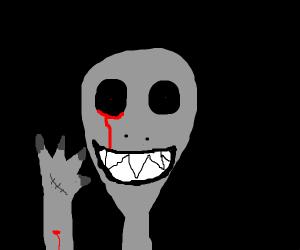 Spooky free draw