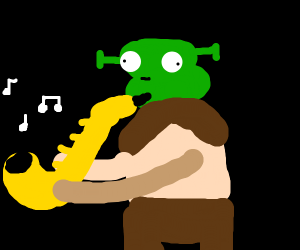 shrek is a flute - do da do do doo doo da doo