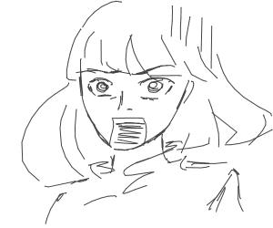anime female person