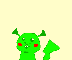 Pikachrek