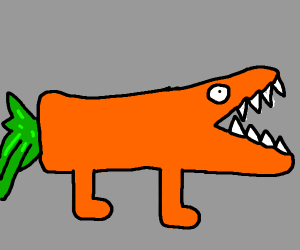 Carrot Crocodile