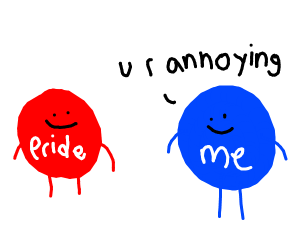 pride is annoying