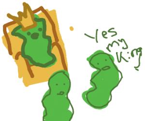 King Green Blob