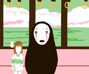 Step 1. Watch anime