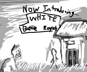victory royale but everything's white help us