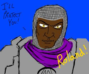 Knight will fight alongside you!