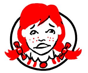 Wendy's is sad