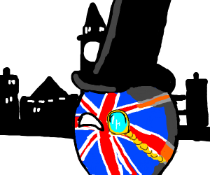 UK Ball Countryball