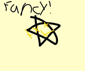 Fancy StarFish Huuuuuuhhhh