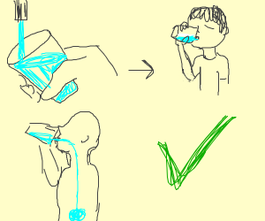 How To Successfully Drink Water