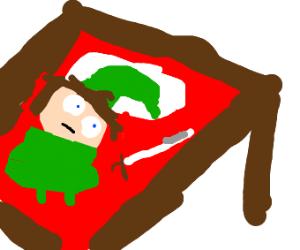 Link's lack of sleep