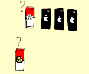 Bootleg Pokemon phone