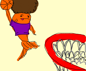 basketball fish