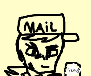 Sugar Mail Carrier