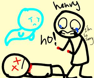 Henry is dead