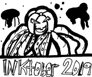 Inktober 2k19