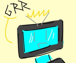 angry tvs
