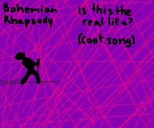 Queen- Bohemian Rhapsody