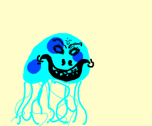 Jellyfish from Hell