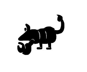 scorpion armadillo