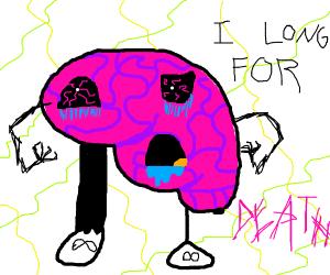 Living brain