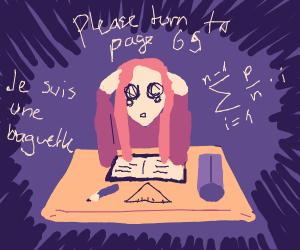 i am at school please help