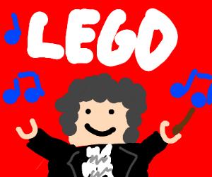 Lego Beethoven