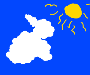 cloud rabbit