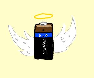 Angelic battery
