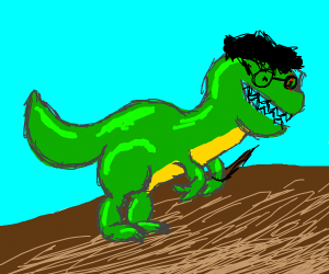 Harry the dionosaur