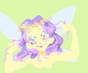 a mentally disturbed fairy