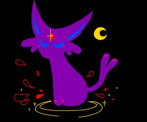 Purple Umbreon