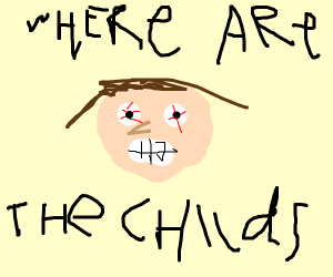 Child predator finding his next target