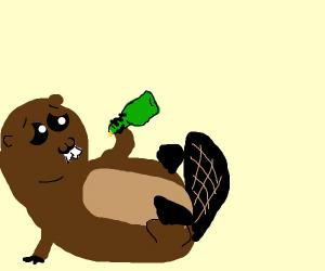 drunken beaver