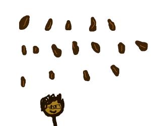 Chocolate rainn