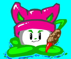 cattail from pvz