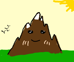 Cute Mountain