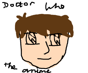 Doctor Who: The Anime