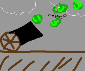 cabbage cannon
