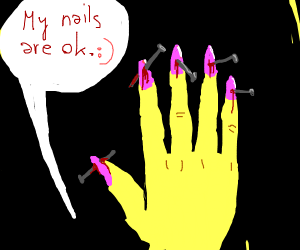 My Nails Are Okay