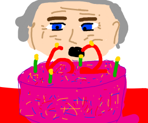 your 62nd birthday party