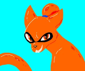 Inkling Cat
