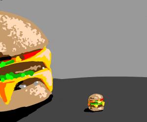 Big Mac vs Little Mac