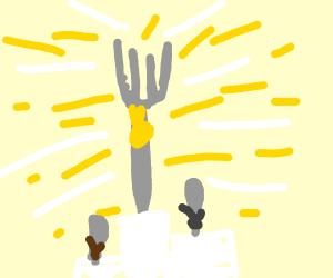 Teh Fork is Teh Best Utensil