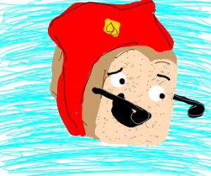 Super hero bread