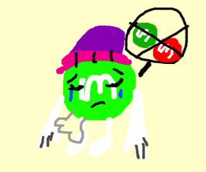 Orphan m&m