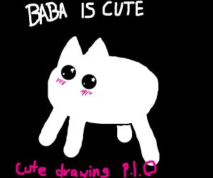 Cute drawing PIO